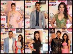 ITA Awards 2015 Red Carpet: Gauhar Khan, Gautam Gulati, Shakti Arora Sizzle! [PHOTOS]