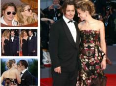 PICS: Johnny Depp & Amber Heard's PDA At Venice Film Festival 2015
