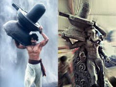 Prabhas To Take Blessings From Baahubali Inspired Ganesh Idols