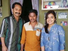 Nazriya Nazim In Maheshinte Prathikaaram?