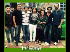 When Shahrukh Khan Looked Much Hotter Than Varun Dhawan On The Sets Of Dilwale!