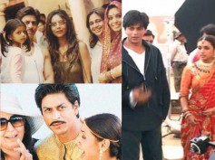 Flashback Pictures: Shahrukh Khan, Gauri, Suhana And Rani Mukerji On The Sets Of Paheli