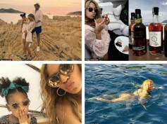 Beyonce Shares Pics From Her Recent Family Getaway With Blue Ivy & Jay Z