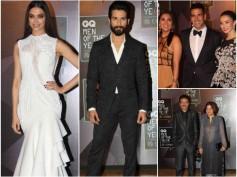 GQ Awards 2015: Akshay, Deepika, Shahid & Stars In Sizzling Avatars