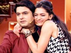 Deepika Padukone Takes Kapil Sharma To The Skies For A Dance
