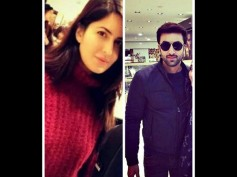 Fresh Pics: Ranbir Kapoor-Katrina Kaif Spotted Shopping In London