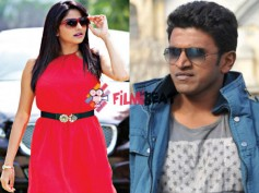 Rachita Ram Is Desperate For Puneeth Rajkumar?