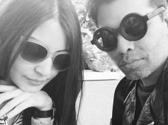 Did Anushka Sharma Take Karan Johar To Paris Just For A Selfie?