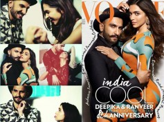 Too Hot To Handle: Ranveer Singh And Deepika Padukone Get Close For Vogue's Photoshoot