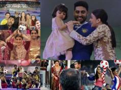 PICS! Aishwarya Rai With Aaradhya, Abhishek, Alia & Arjun Kapoor At ISL 2015 Opening Ceremony!