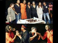 PICS! Shahrukh Khan-Varun Dhawan Celebrating Avinash Gowariker's Birthday!
