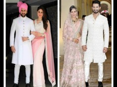 Really! Saif Ali Khan And Kareena Kapoor Met Shahid Kapoor And Mira Rajput, Read Why?