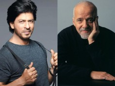 Shahrukh Khan Deserves An OSCAR For This Film, Says Renowned Author Paulo Coelho!