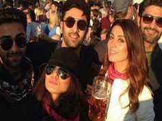 Click To See Pictures Of Ranbir Kapoor Chilling At Oktoberfest!