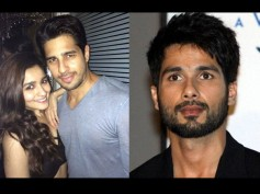 Alia Bhatt Ignores Shahid Kapoor Because Of Sidharth Malhotra?
