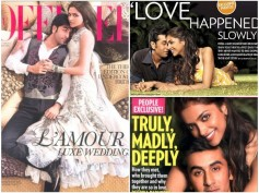 Hottest Magazine Covers Featuring Ranbir Kapoor With Deepika Padukone