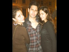 PARTY PICS: Sidharth Malhotra-Katrina Kaif Party Hard In Glasgow