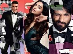 PICS! Shahid Kapoor, Deepika Padukone & Akshay Kumar On GQ Cover!
