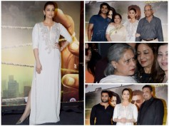 In Pics: Stunning Aishwarya Rai Hosts Jazbaa Screening For Family & In-Laws