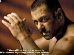 EXCLUSIVE! Salman Khan's First Look In Sultan Is Too Promising To Miss!
