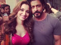 OMG! Shahrukh Khan To Star Opposite Tamannaah Bhatia In Next?