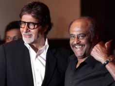 WOW! Rajinikanth Shocked Onlookers By Touching Amitabh Bachchan's Feet