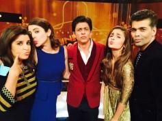 Storyline Of Shahrukh Khan And Alia Bhatt's Next Flick Revealed?