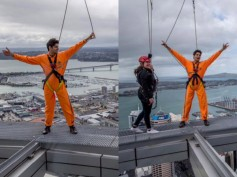 You Won't Believe What Sidharth Malhotra Is Doing In New Zealand [PICS]