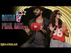 Shaandaar's New Song 'Raitaa Phail Gaya' Out, Watch Shahid-Alia's Crazy Steps Here!