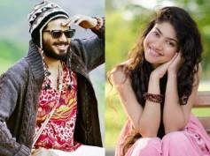 Dulquer Salmaan To Romance Sai Pallavi?