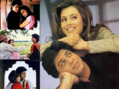 SWEET MEMORIES! Shahrukh Khan-Mahima Chaudhary's Unseen Pics From Pardes!
