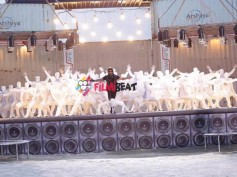 PIC OF THE DAY: Yash Rocks The Dance Floor For 'Masterpiece'