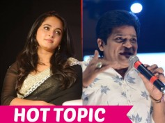 Comedian Ali Nasty Comments On Anushka's Thighs In Size Zero Audio Launch Attracts A Controversy