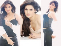 #Hottest Thing On Internet: Zarine Khan On FHM Magazine For November Edition