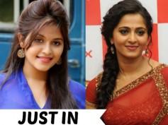 Anjali Replaces Anushka In Allu Arjun's Next