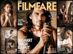HOTNESS OVERLOADED: Sushant Singh Rajput Filmfare Cover Photoshoot