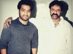 NTR To Take A Back Step For Balakrishna