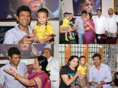 UNSEEN PICS: Puneeth Rajkumar Bonding With Rocking Star Yash's Family