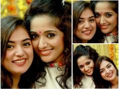 Kavya Madhavan And Nazriya Nazim's Lovely Selfie Goes Viral!