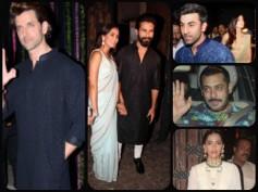 Salman, Katrina, Ranbir, Hrithik, Shahid, Mira Celebrate Diwali Together: Pics!