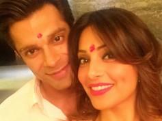 Adorable Pictures: Bipasha Basu Celebrates Diwali With Alleged Boyfriend Karan Singh Grover