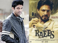 Here Is Why Farhan Akhtar Opted Himself Out Of Shahrukh Khan's Raees!