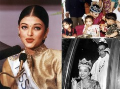 Stunning Pictures Of Aishwarya Rai Bachchan On Completing 21 Years Of Winning Miss World Title