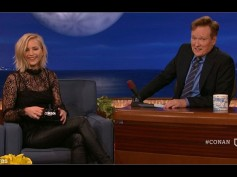 Jennifer Lawrence Was Too Psyched To Sleep: Dislocated Her Toe!