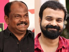 Kunchacko Boban & Roshan Andrews With 'School Bus'