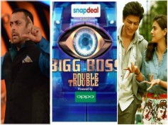 Wow! Shahrukh Khan To Promote Dilwale On Salman Khan's Bigg Boss 9 Soon!