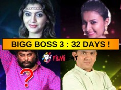 BIGG BOSS 3: 32 Days, 3 Contestants Eliminated & Huccha Venkat Evicted!
