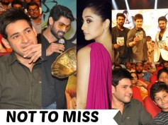 FUN MOMENTS! Bhale Manchi Roju Audio Release Highlights: Mahesh Babu & Rana In Attendance