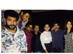 Party Scenes! Rashi Khanna Celebrates Her Birthday With Young Stars