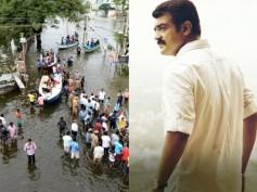 Chennai Rains: Thala Ajith Donates 60 Lakh Rupees